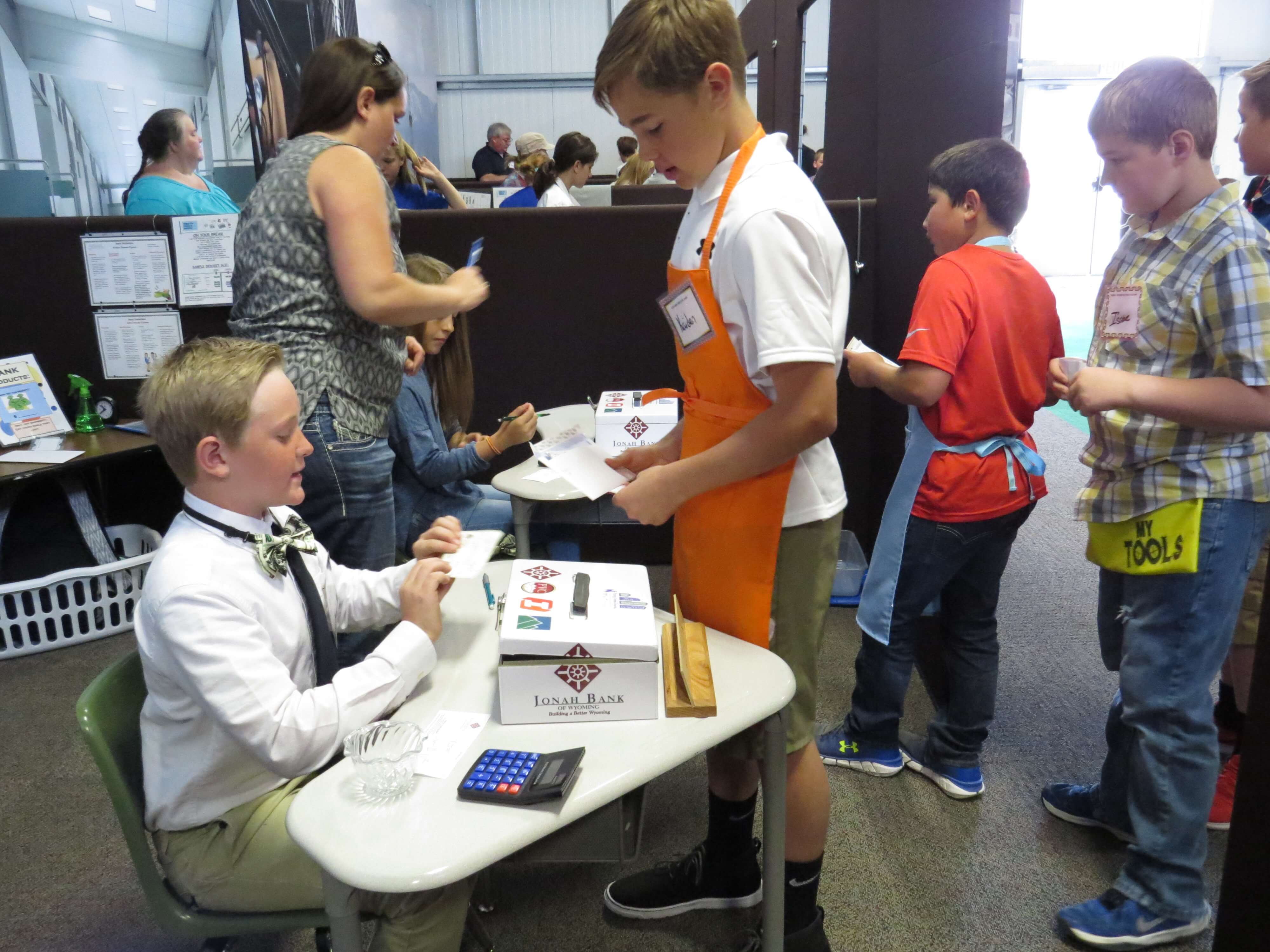 Young Ameritowne Worksheets : Wyotowne citizens give back boys girls clubs of